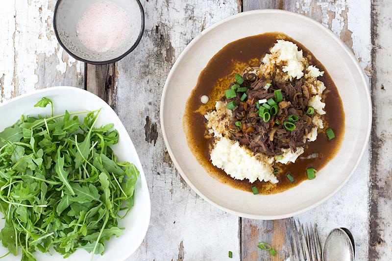 slow cooked smokey balsamic beef cheeks | jessica cox