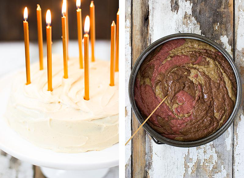 What Frosting Goes With Marble Cake
