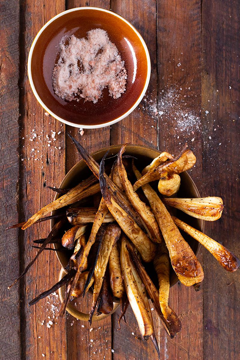 Jessica Cox Nutritionist | JCN Clinic | Parsnip Wedges