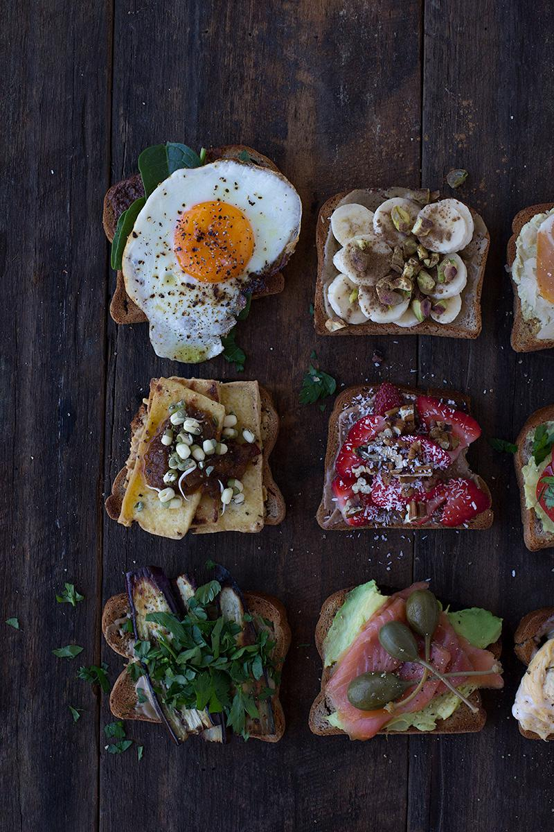 jessica cox | the 10 best toast toppers you'll ever taste