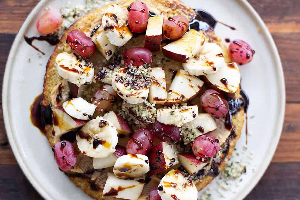 3 Ingredient Gluten Free Pancake
