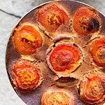 apricot, campari & honey cake