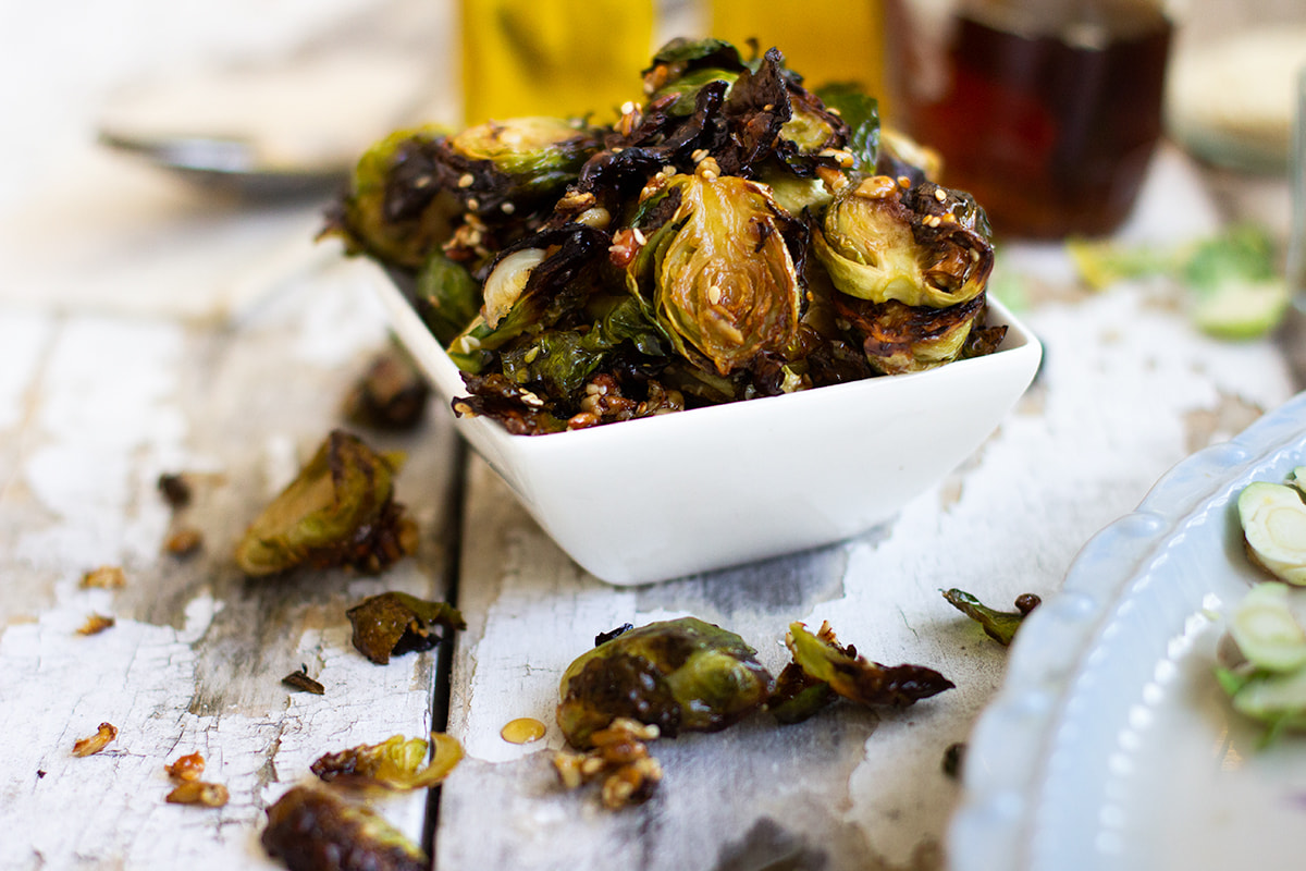 Candy Brussel Sprouts