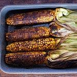spicy smoky corn on the cob