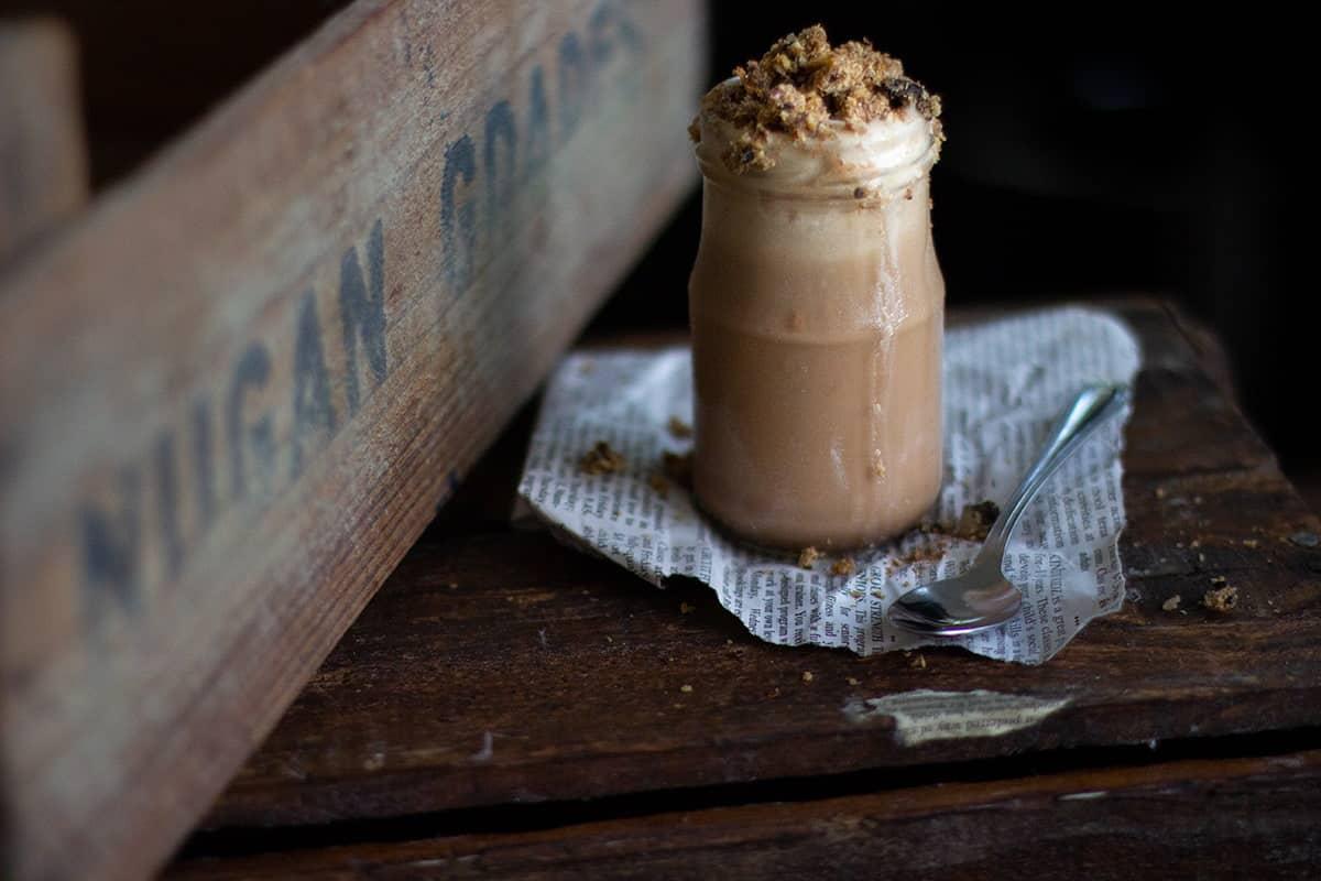 Cacao Dandelion Smoothie