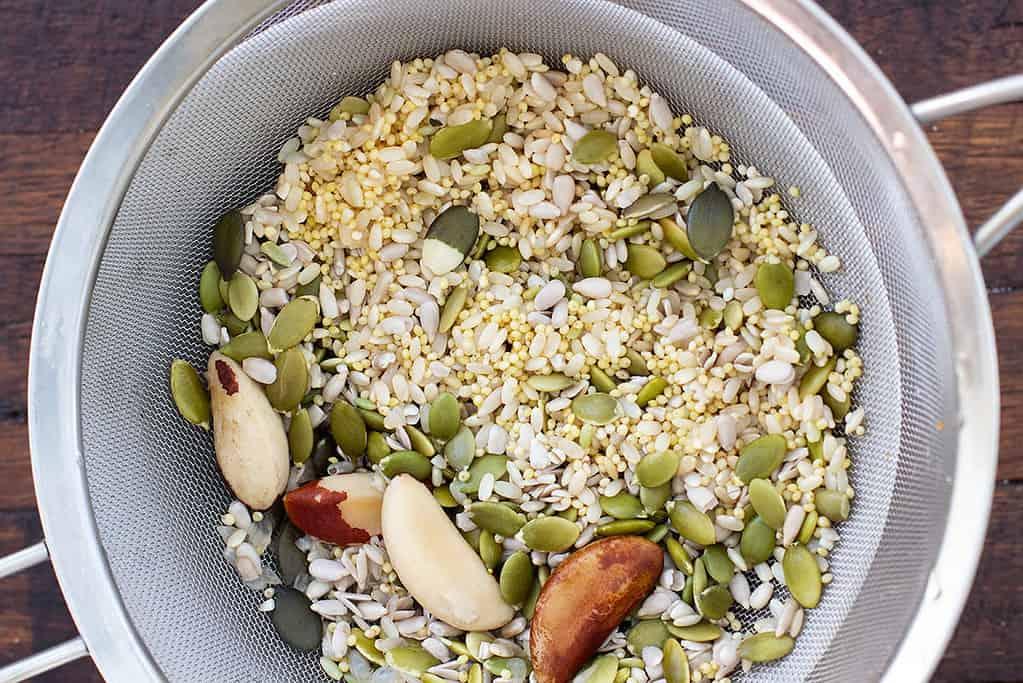 healthy gluten free porridge
