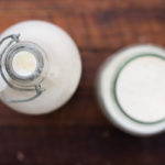 Recipe for how to make creamy soy milk at home