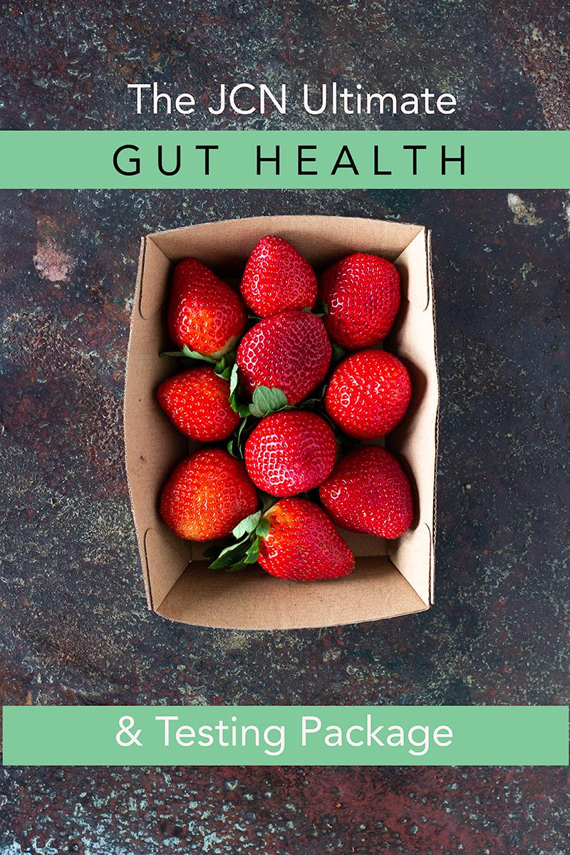 The JCN Ultimate Gut Health & Testing Package
