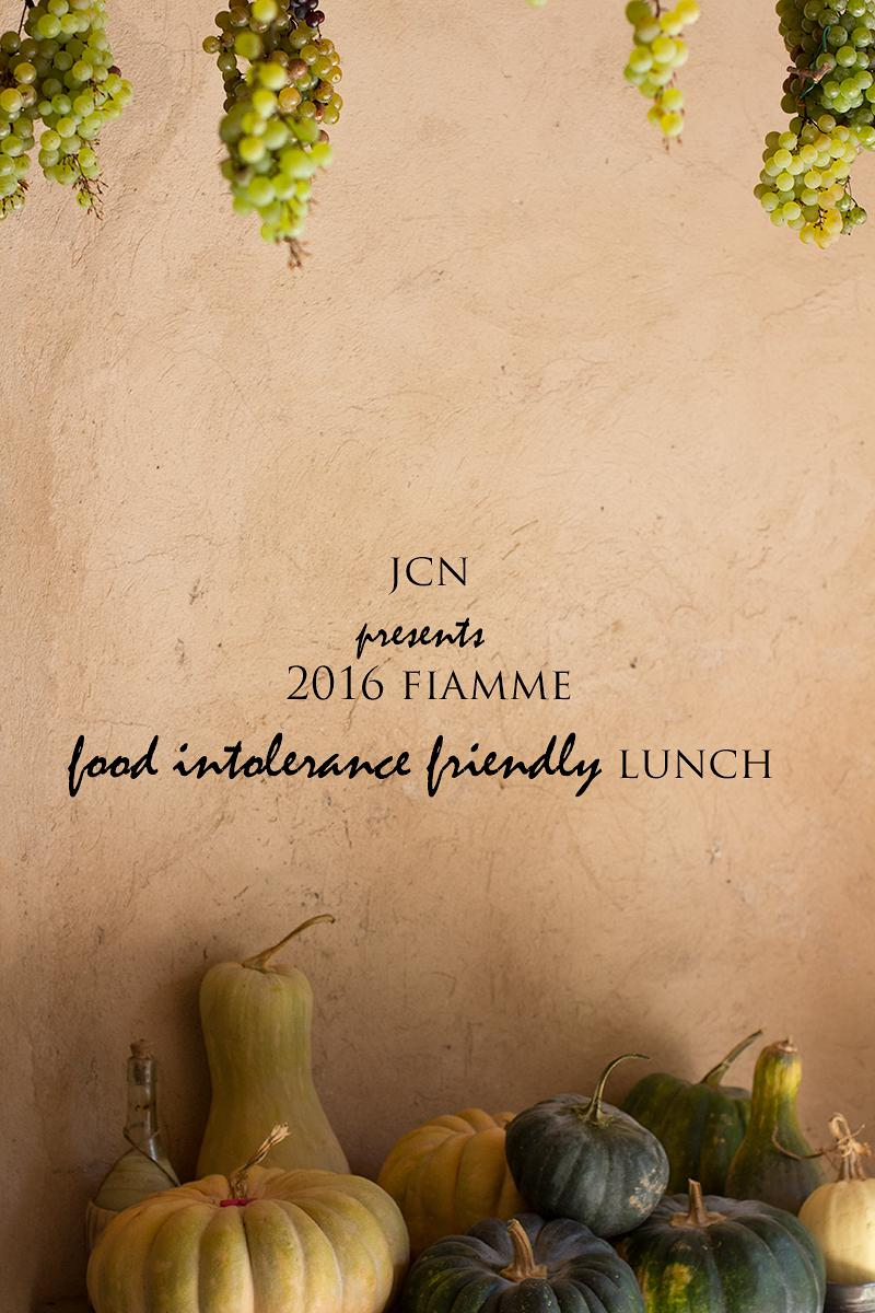 Jesssica cox | the 2016 JCN intolerance friendly italian feast!