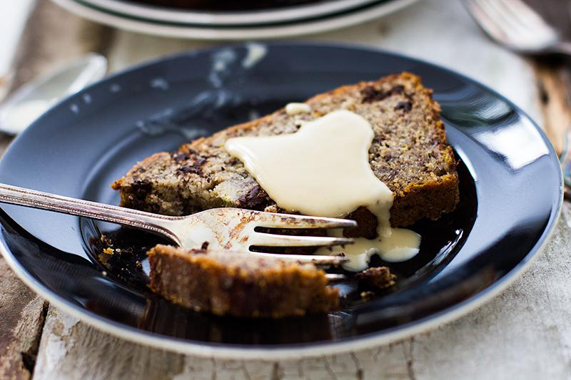 jessica cox | vegan chocolate banana bread