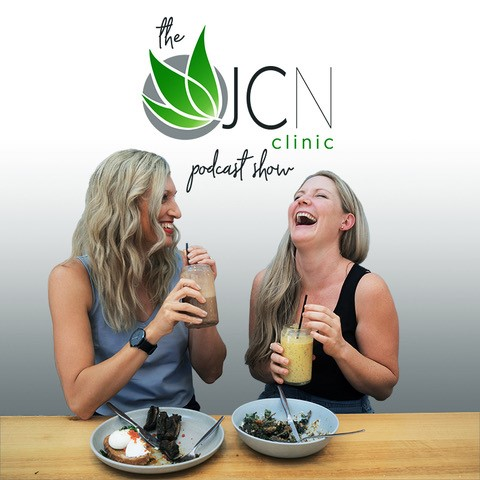 nutrition podcast by jcn nutritionists