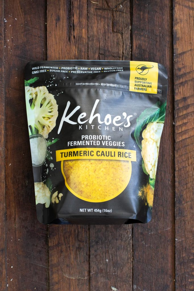 Kehoe's Turmeric Cauli-Rice