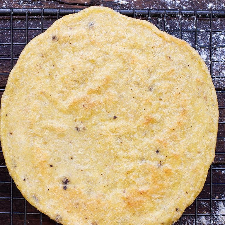 Millet Flatbread