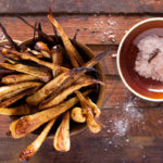 parsnip wedges