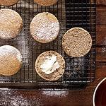 gluten free vegan gut friendly scones