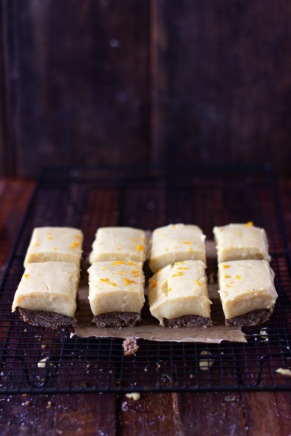 sugar free lemon slice - Jessica Cox Nutrition
