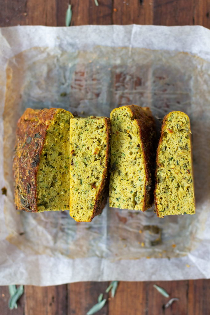vegetarian zucchini slice recipe